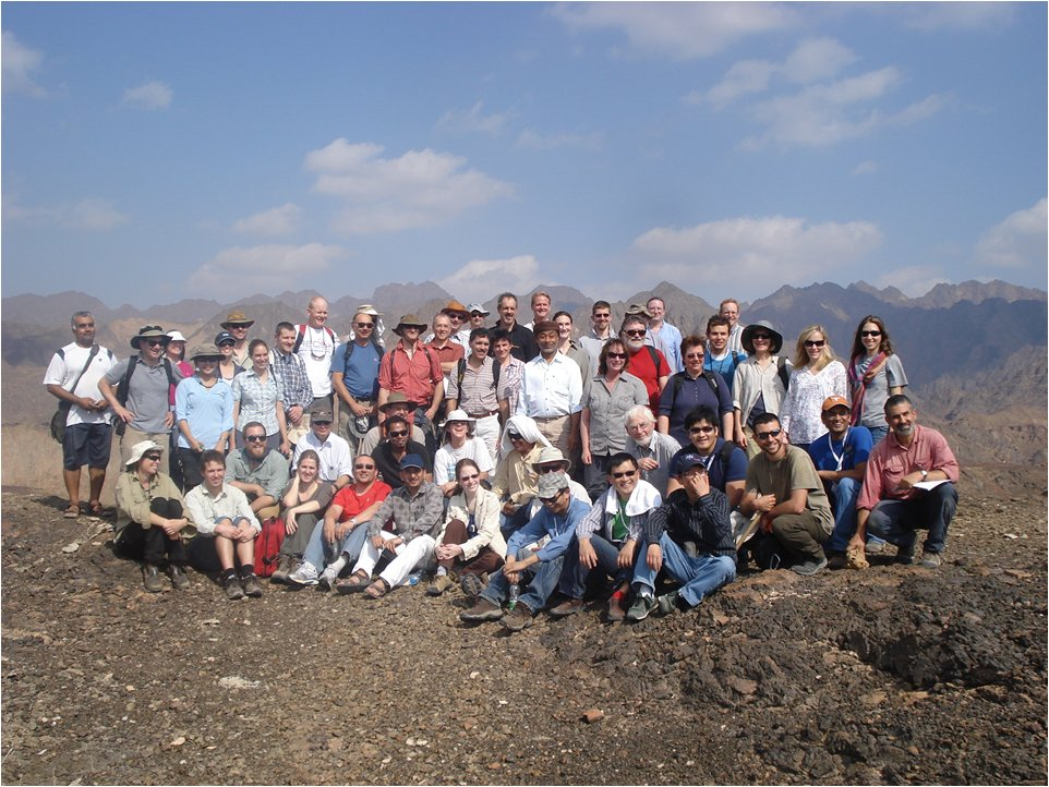 UNISCO CHAIR ON OPHIOLITE STUDIES (ESRC)